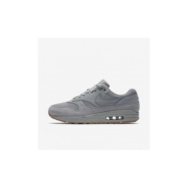 best website f519e 48f3a Nike - Nike Air Max 1 - Age - Adulte, Couleur - Gris, Genre