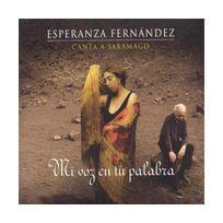 Discmedi - Mi Voz en Tu Palabra-Canta a Jose Saramago