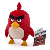 Spin Master - Peluche 20 cm Angry Birds : Red