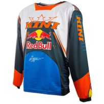 Kini Red Bull - Competition - Maillot manches longues - bleu