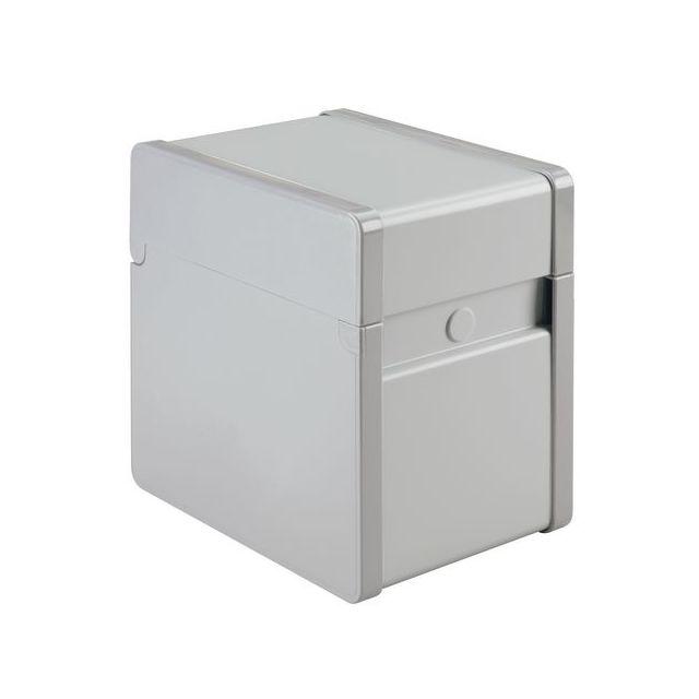 acco bo te fiches grise pour fiches 210 x 148 mm pas cher achat vente bo tes d 39 archives. Black Bedroom Furniture Sets. Home Design Ideas