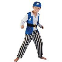 Rire Et Confetti - Ficpir003 - DÉGUISEMENT Pour Enfant - Costume Flibustier - GarÇON - Taille L