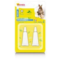 Animalis - Répulsif Insectifuge en Pipette pour Rongeur - 2x1ml