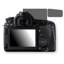 Golebo - Canon Eos 80D Film de protection d'écran - 1x Film de protection anti-regards noir pour Canon Eos 80D
