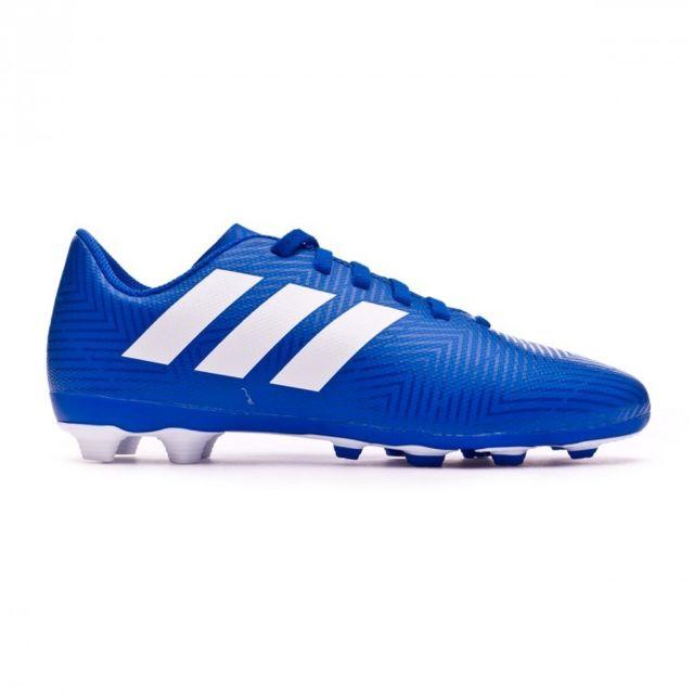 Adidas Copa 18.4 FxG Chaussures Football NoirRouge Junior