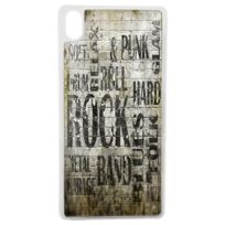 Lapinette - Coque Rigide Rock And Punk Pour Apple iPhone X