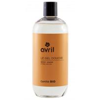 Avril - Gel douche Abricot Amande bio, 500 ml
