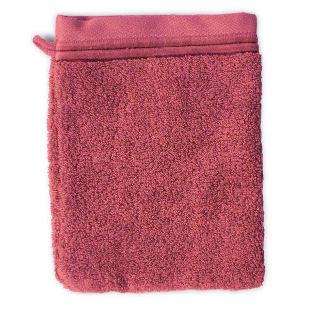 linnea gant de toilette 16x21 cm juliet rose 520 g m2 multicolore pas cher achat vente. Black Bedroom Furniture Sets. Home Design Ideas