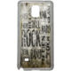 Lapinette - Coque Rigide Rock And Punk Pour Samsung Galaxy Note 4