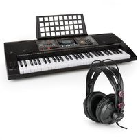 ELECTRONIC STAR - Schubert Etude 450 USB Clavier d'apprentissage 61 touches MIDI LCD + casque Electronic-Star