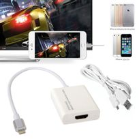 Cabling - Adaptateur Lightning Hdmi
