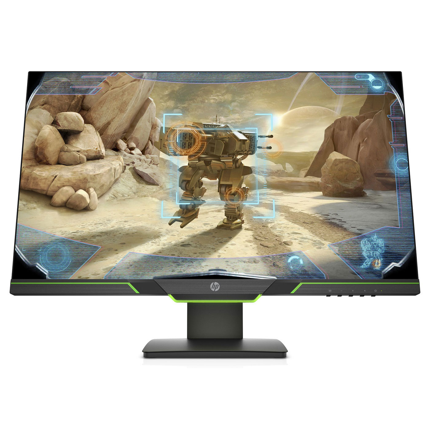 Ecran PC Gamer LED 25x 25'' HP