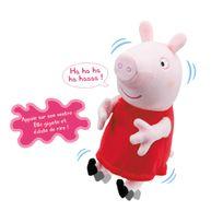 PEPPA PIG - Peluche Eclate de rire - PPC01