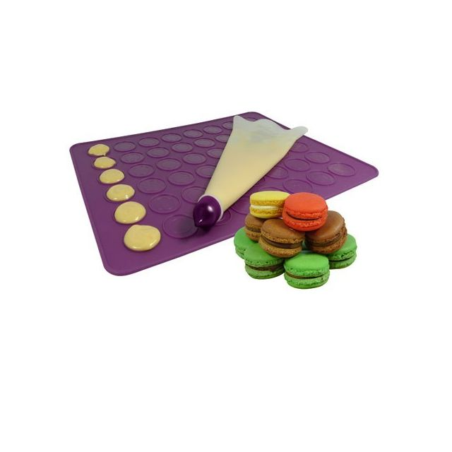 Jocca Macarons Moule En Silicone