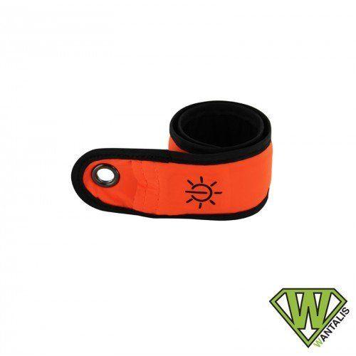 Wantalis - Brassard Illumin8 Orange