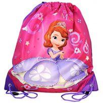 Disney - Sofia Sac A Dos Piscine Sport Fille Ecole Enfant - Rose