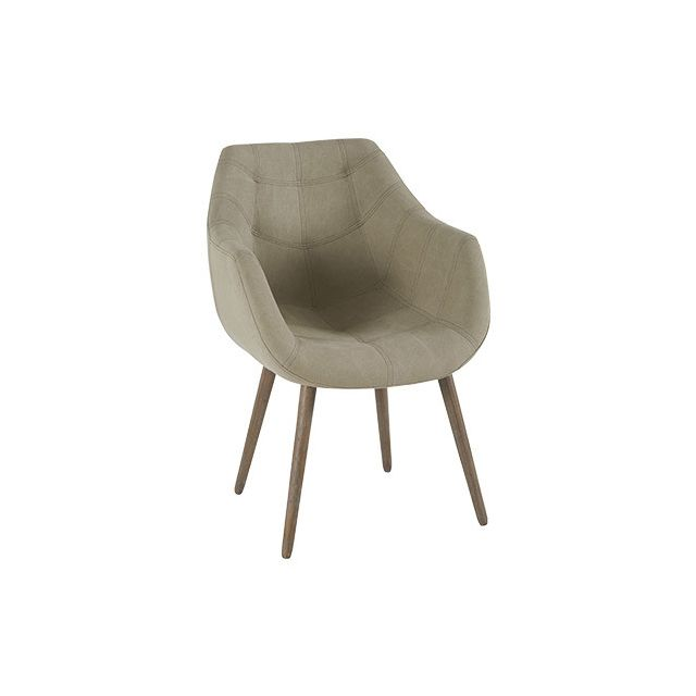 Fauteuil Coventry Sable 60x64xH86.5cm