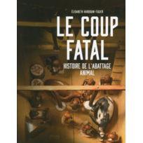 Alma Editeur - Le coup fatal