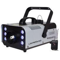 Ibiza Light - Ibiza Lsm900LED - Machine A Fumee 900W Dmx Avec 6 Led Rvb