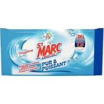 St Marc - paquet de 36 lingettes pur & puissant