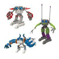 Meccano - robot micronoid