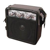 Cherrystone - Ampli Portable 5W 2entrées Guitare/chant