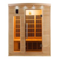 France Sauna - Sauna Infrarouge Apollon - 3 Places