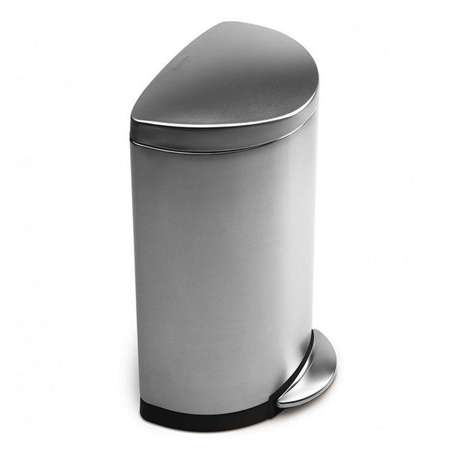poubelle inox 40l - Achat poubelle inox 40l pas cher - Rue du Commerce 3dac52ba4aa5