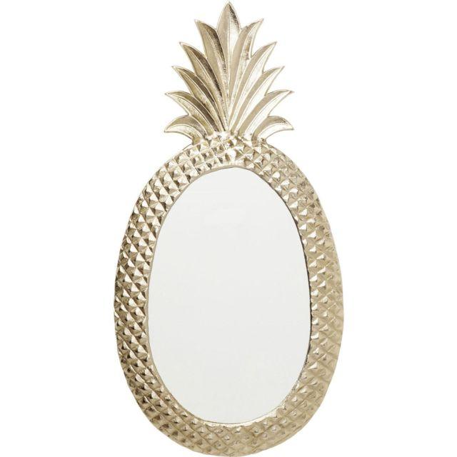 Karedesign Miroir Ananas 82cm Kare Design