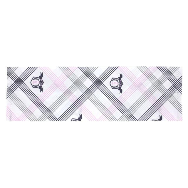 linnea taie de traversin 200x43 cm 100 coton jubile blanc multicolore pas cher achat. Black Bedroom Furniture Sets. Home Design Ideas
