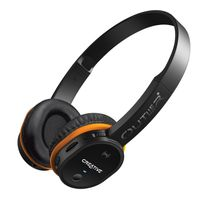 Creative Labs - Creative Outlier Wireless Bluetooth Headphone with Mic Black
