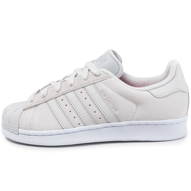 Adidas originals - Superstar W Grise