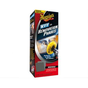 meguiar 39 s kit r novation phares meguiars pas cher achat vente ext rieur rueducommerce. Black Bedroom Furniture Sets. Home Design Ideas