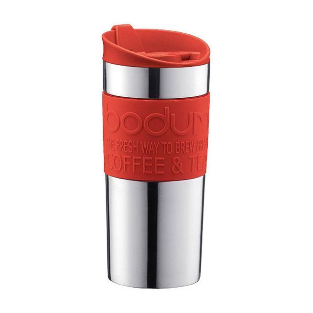 bodum travel mug mug de voyage isotherme en inox double. Black Bedroom Furniture Sets. Home Design Ideas