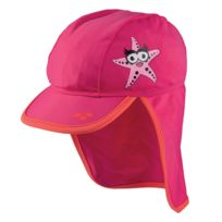 Arena - Casquette bonnet plage anti Uv Tribe Kids Cap