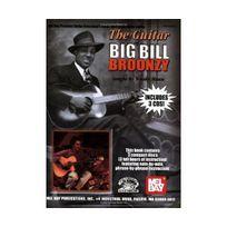 Melbay - Guitar Of Big Bill Broonzy Stefan Grossman'S Guitar Workshop Audio