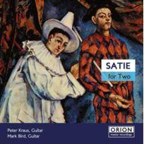 Marquis - Satie For Two. Musique Pour Duo De Guitares Cd