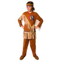 Fancy Boy - Costume Indien 7/9 ans