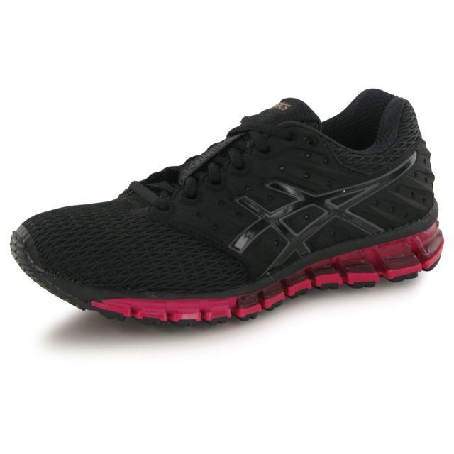 asics chaussures gel quantum 180 2 noir femme 40 pas cher achat vente chaussures running. Black Bedroom Furniture Sets. Home Design Ideas