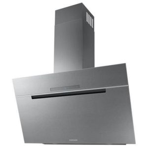 Samsung hotte d corative inclin e 90cm 760m3 h inox nk36m7070vs achat hotte d corative - Hotte aspirante plan incline ...