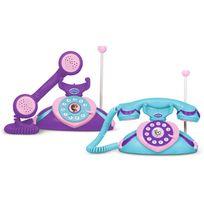 DISNEY - LA REINE DES NEIGES - Téléphones Intercom - 16040