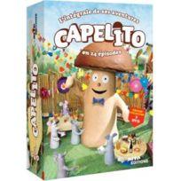 Arte ÉDITIONS - Capelito, le champignon magique - Vol. 1, 2 et 3