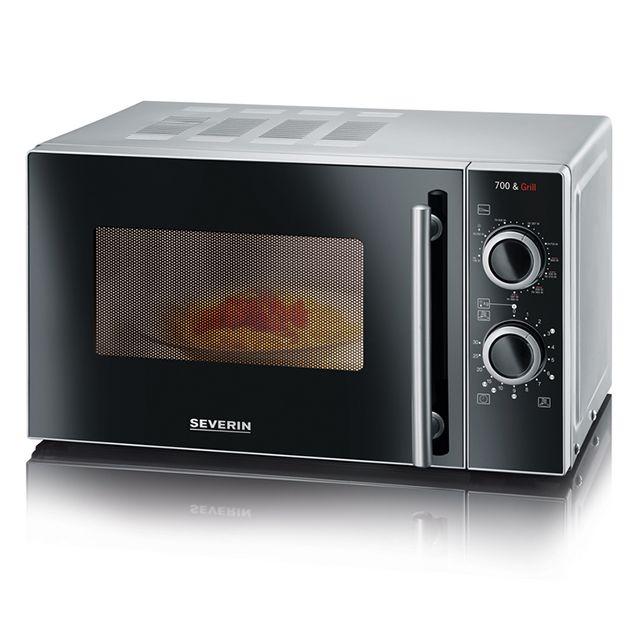 SEVERIN micro-ondes + gril 20l 700w - mw7875