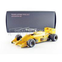 Autoart - 1/18 - Lotus 99T F1 - Gp Du Japon 1987 - 88728
