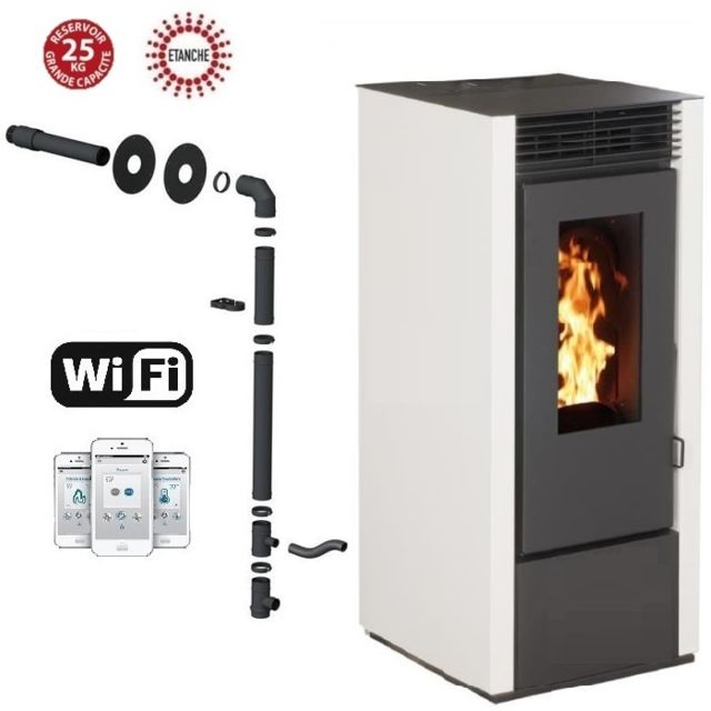 Interstoves Option Wifi Po/êles /À Granules Interstoves