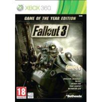 Bethesda Softworks - Fallout 3 Edition Jeu de l'Année Xbox 360