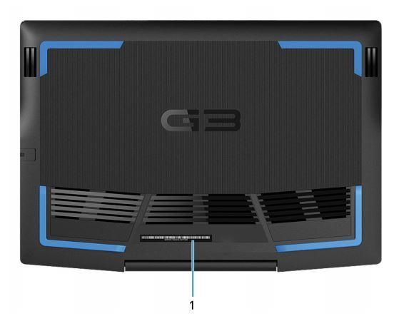 G3 3500 Netbook - Noir