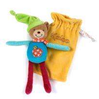 Kaloo - Colors : Bébé doudou et sa pochette