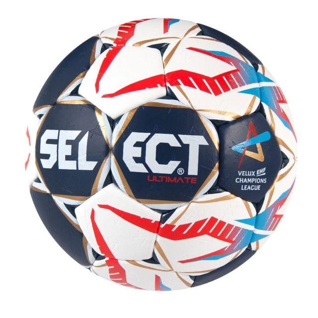 82bbdeecef407 Select - Ballon Officiel Champions League Homme 2017/2018 - pas cher ...