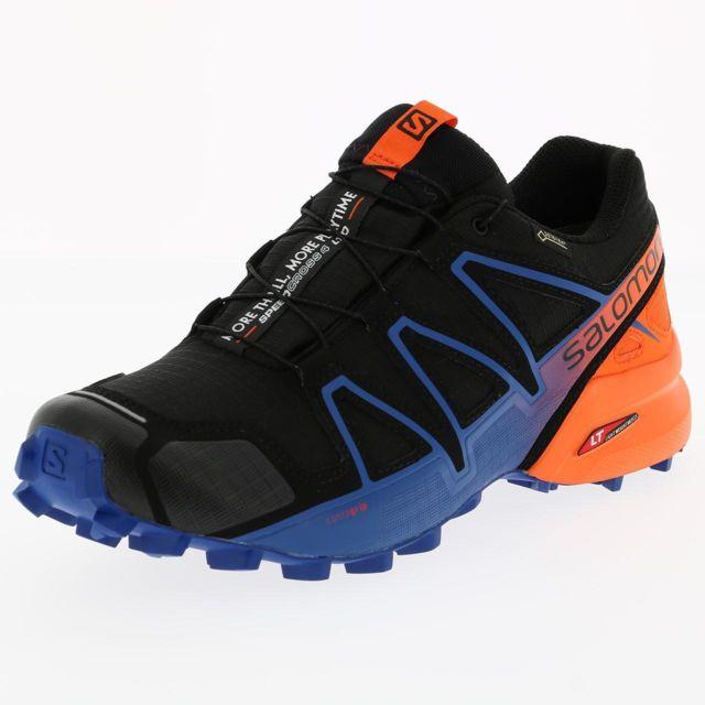 Salomon Chaussures running trail Speedcross 4 gtx nr trail